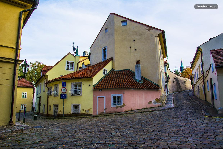 Уютные чешские дома