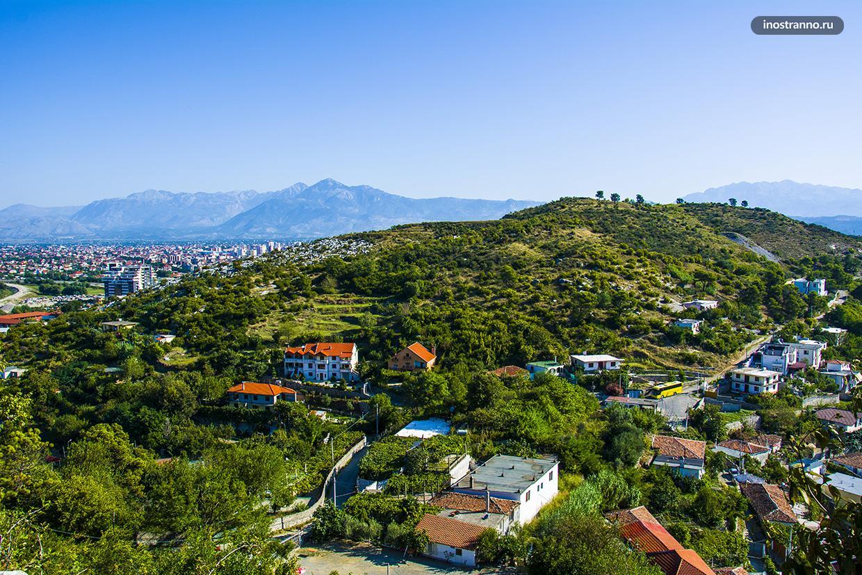 Проклетие горы в Албании