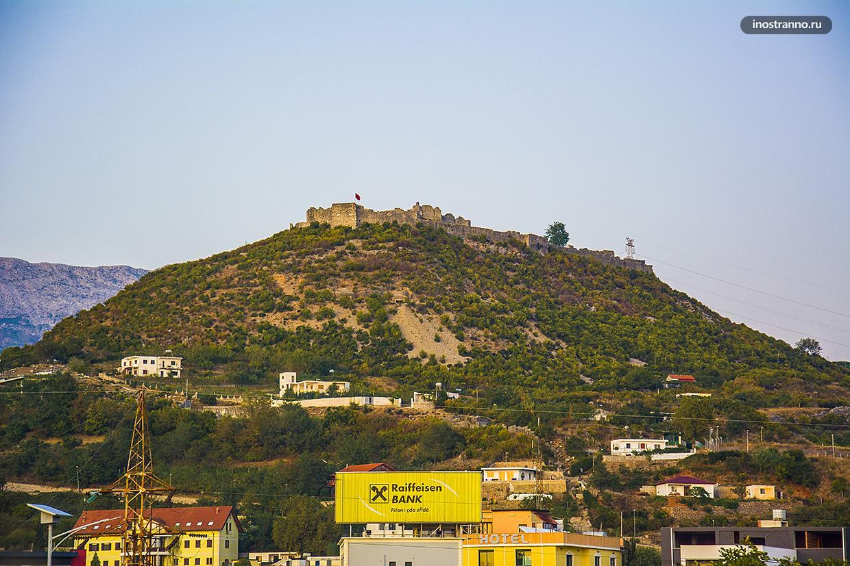 Крепость Розафа в Албании