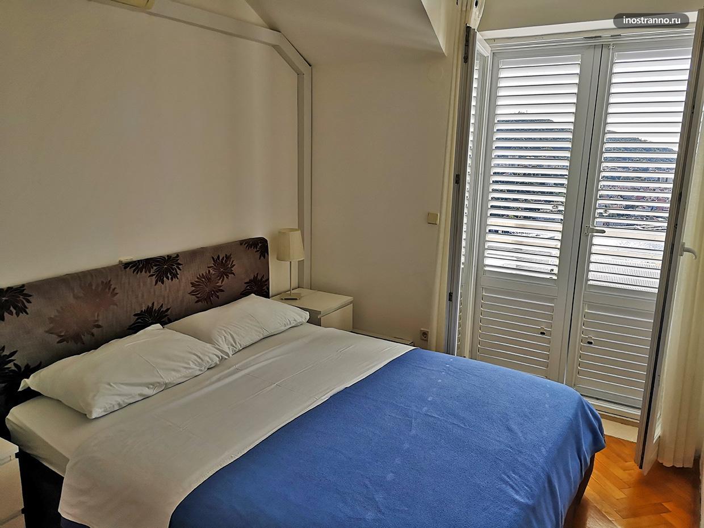 Апартаменты в Дубровнике