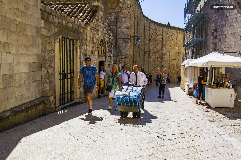 Бизнес в Дубровнике