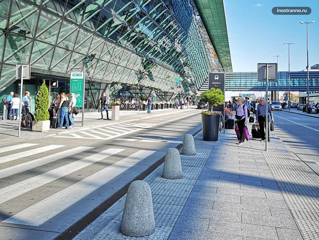 Аэропорт Кракова как добраться