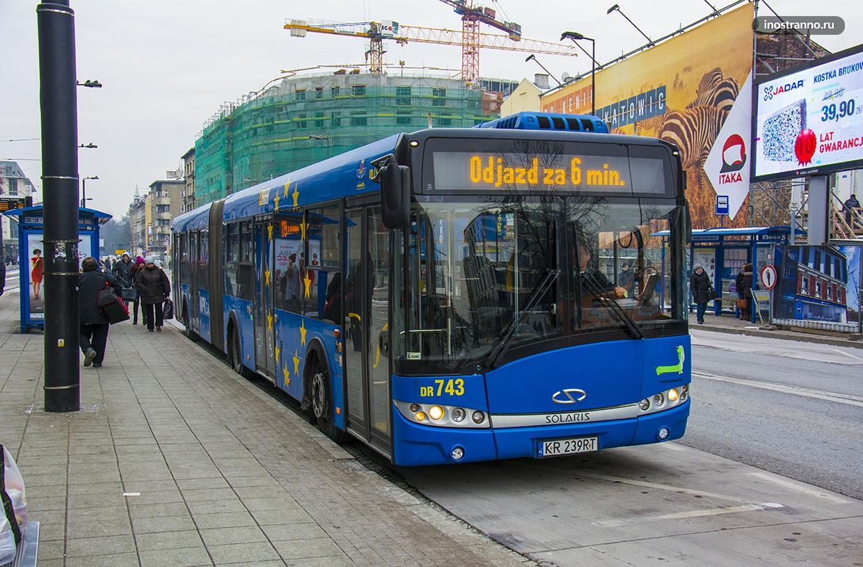 Автобус Кракова