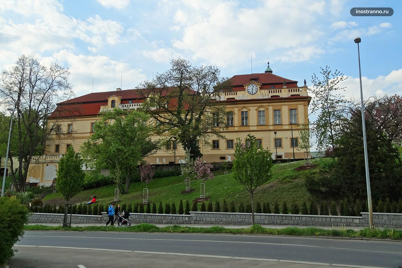 Замок в Либне в Праге