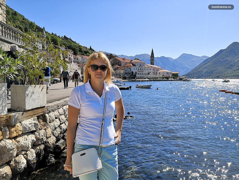 Наша поездка в Черногорию
