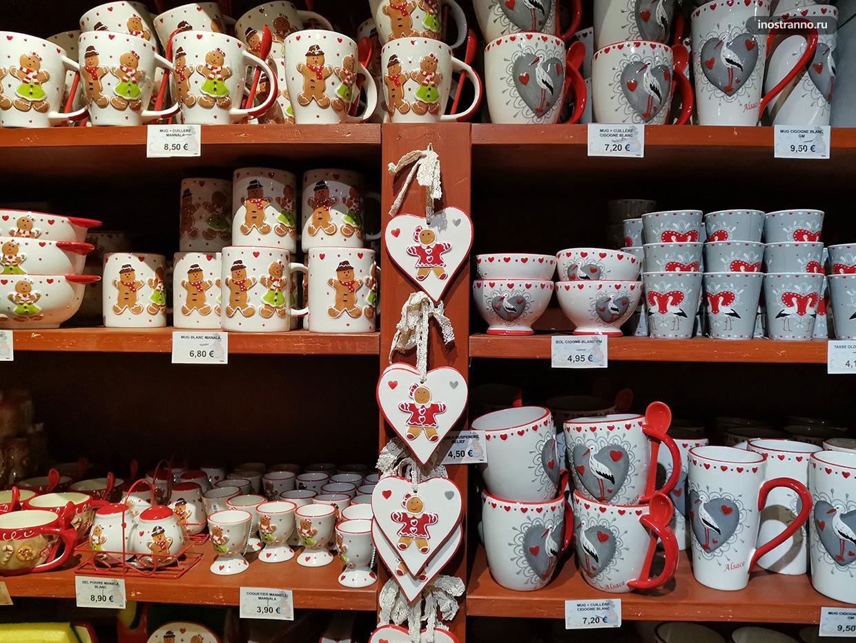 Сувениры из Кольмара