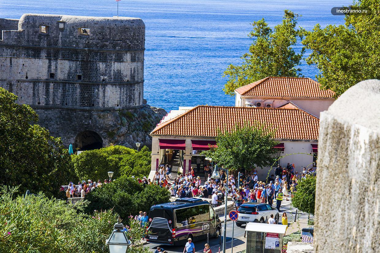 Что не нравится в Дубровнике