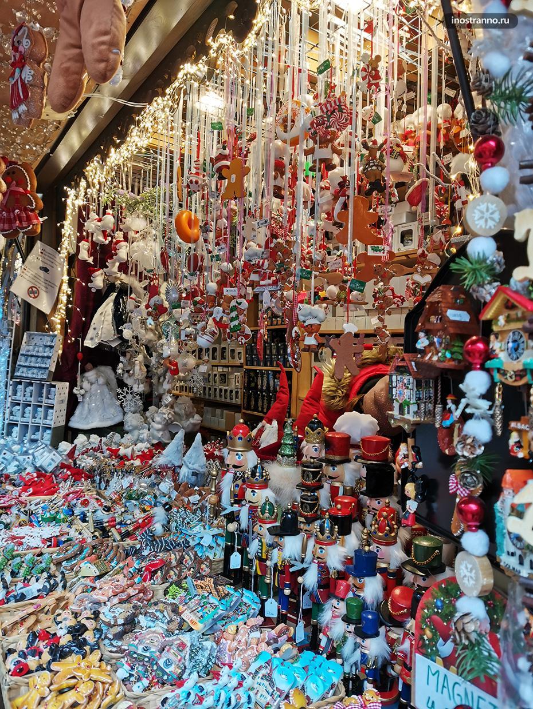 Что купить на рождественском рынке в Кольмаре