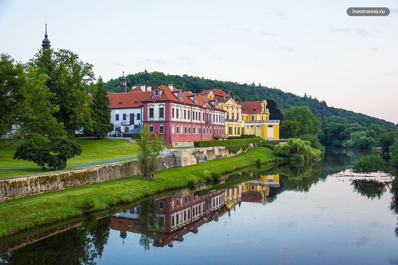 Збраславский замок в Праге
