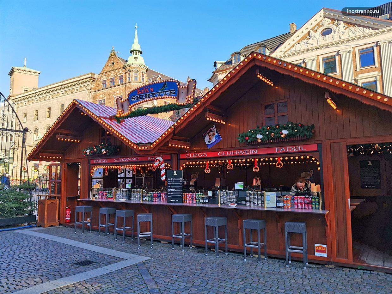 Рождественские рынки в Дании
