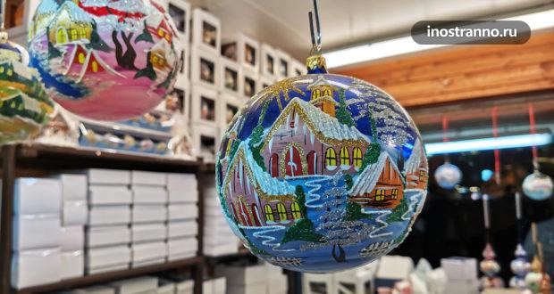 За рождественским настроением в Прагу
