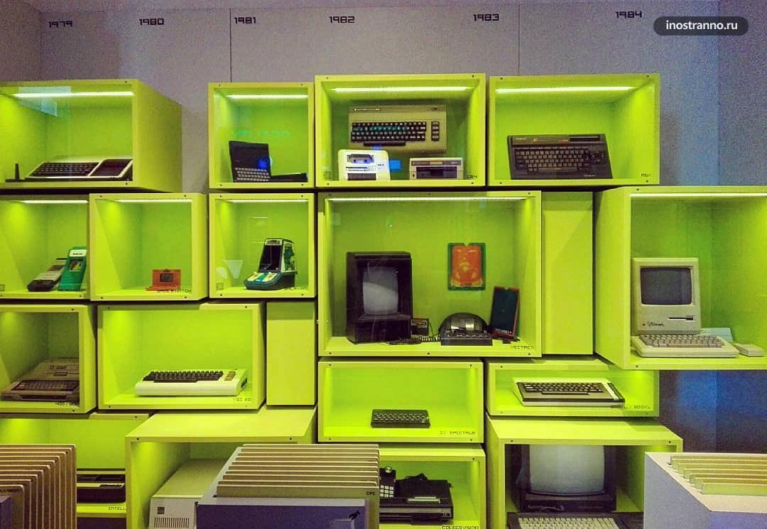 Музей компьютерных игр