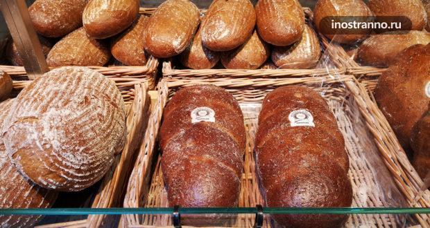 Виды хлеба в Чехии