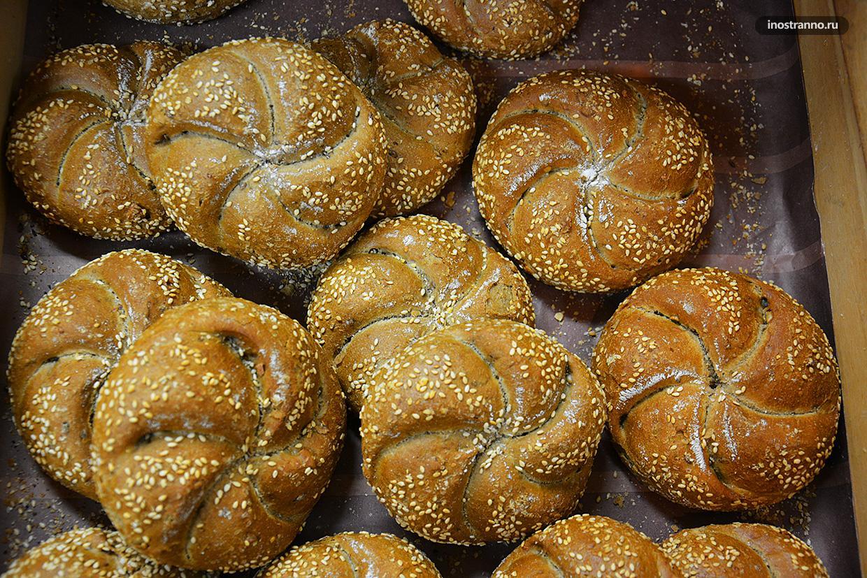 Чешская булочка кайзерка