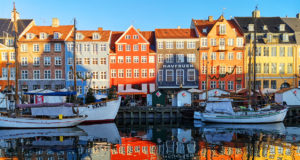 Один день в Копенгагене