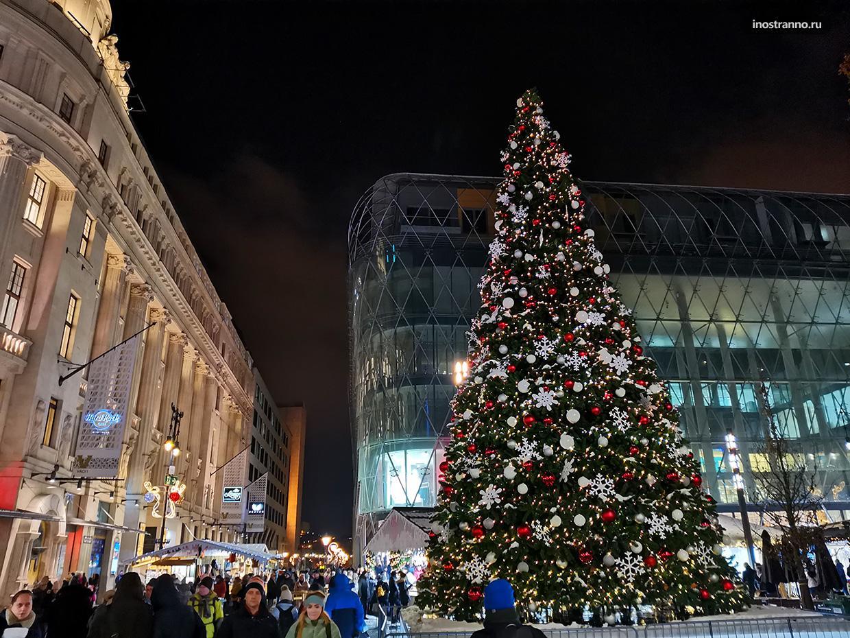 Чем заняться на Рождество в Будапеште