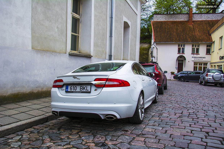 Аренда авто в Таллине