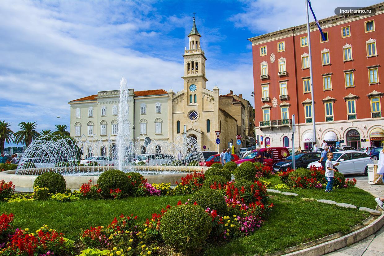 Монастырь Святого Франциска в Хорватии