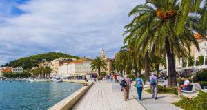 Сплит – город в Хорватии моими глазами