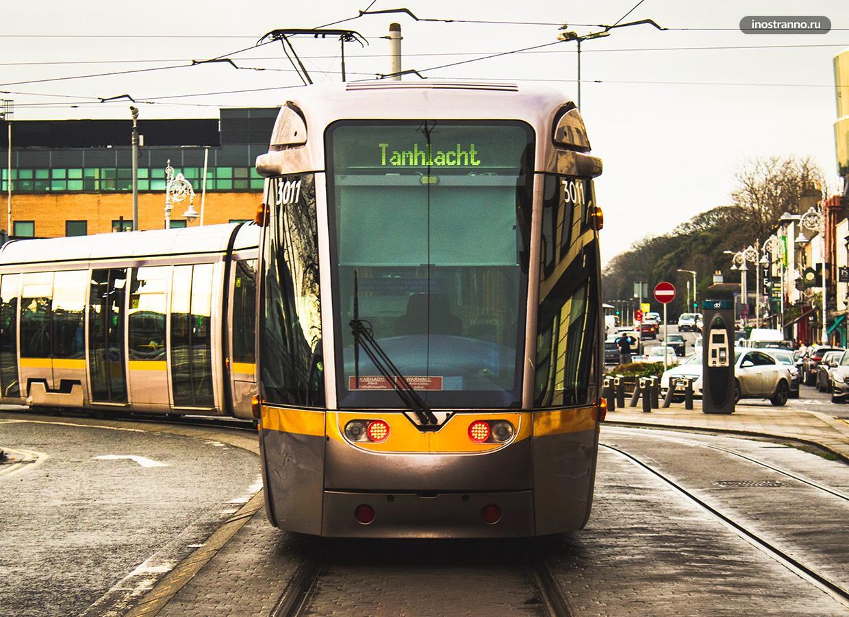 Трамвай Дублина