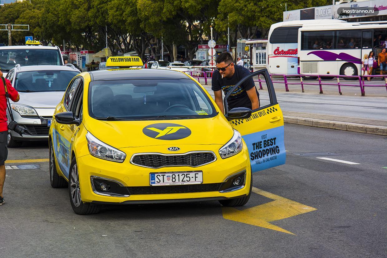 Сплит такси и трансфер из аэропорта
