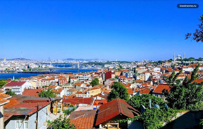 Мечеть Селима Первого в Стамбуле с бесплатной смотровой
