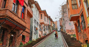 Балат – яркий район Стамбула