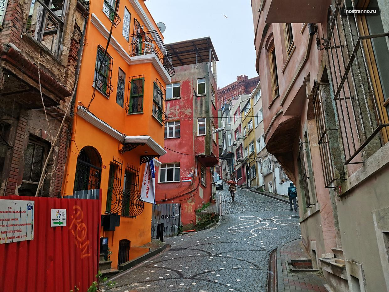 Балат старейший район Стамбула