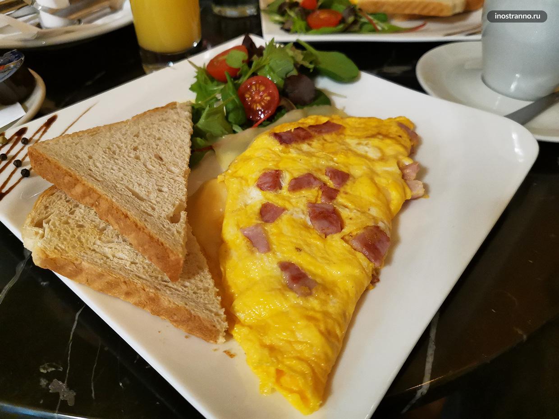 Позавтракать в Венгрии
