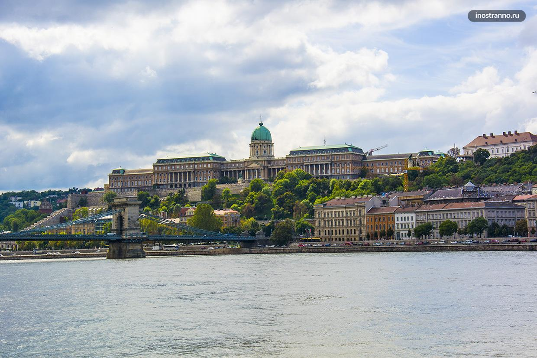 Экскурсия по замку Буда на русском языке в Будапеште