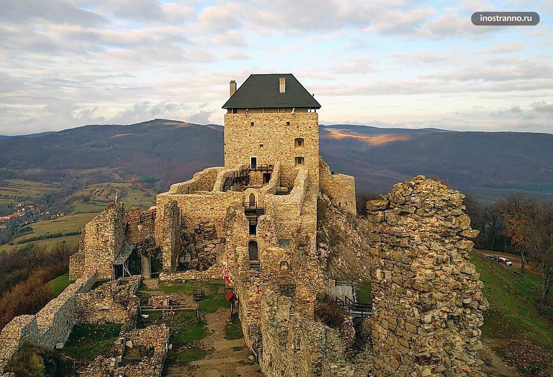 Замок Регец из Будапешта на 1 день