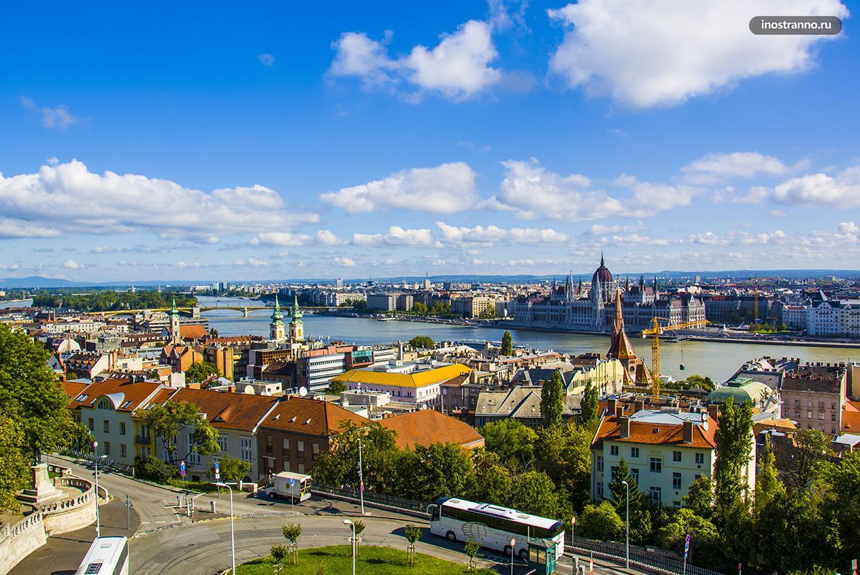 Рыбацкий бастион лучшая бесплатная смотровая Будапешта