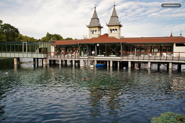 Озеро Хевиз достопримечательности и что посмотреть