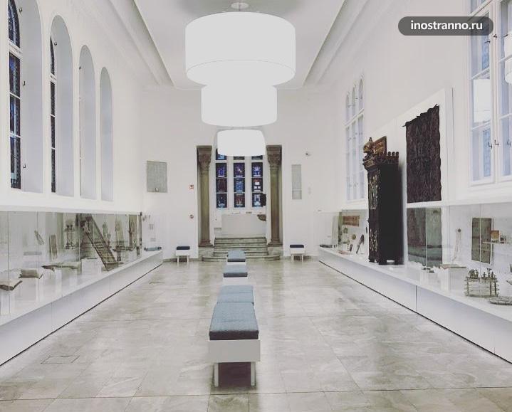 Еврейский музей и архив Венгрии