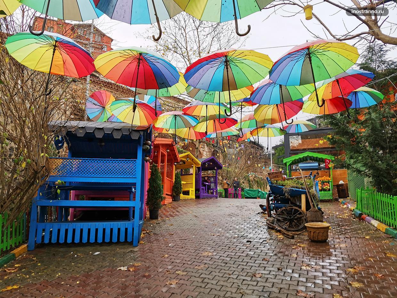 Инстаграмное место в Стамбуле