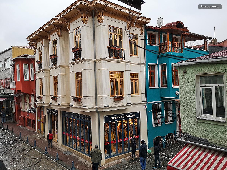 Апартаменты в Стамбуле в тихом районе
