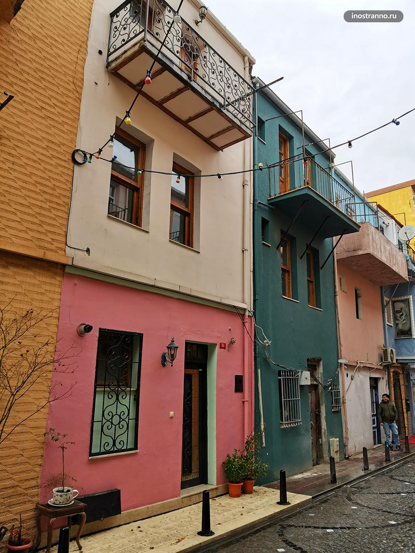Стамбул улица Киремит