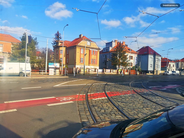 Прага 10 дома и квартиры