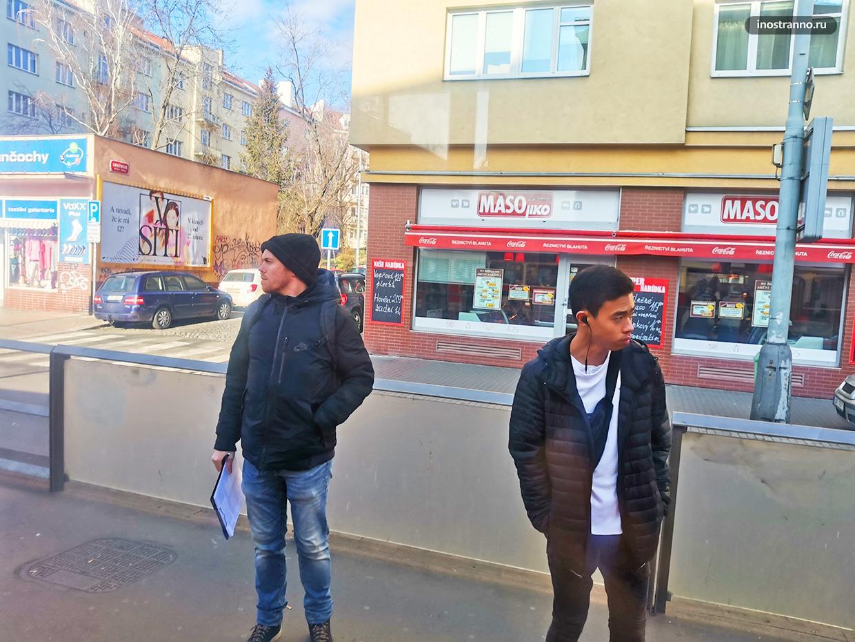 Вьетнамцы в Праге