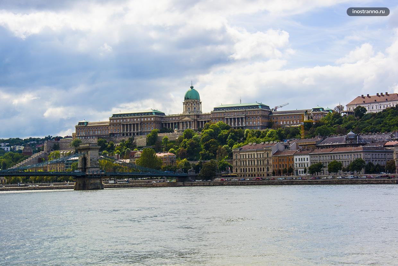 Будайская крепость главная достопримечательность Будапешта