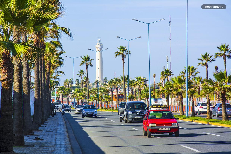 Аренда авто в Касабланке и аэропорту