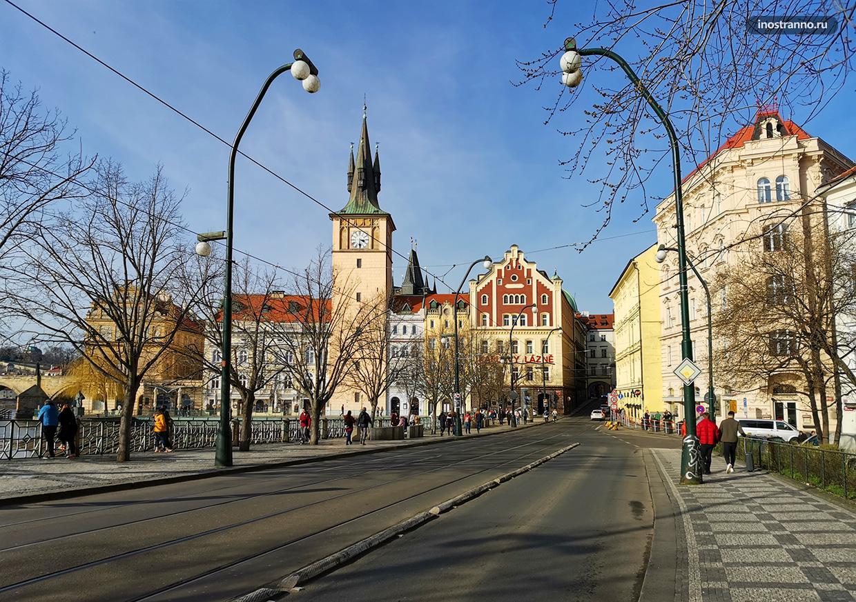 Коронавирус в Праге меры