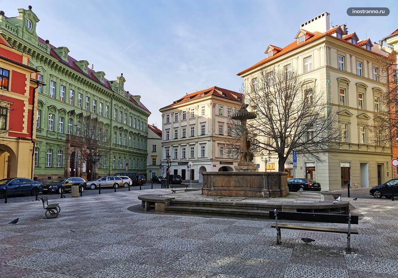 Коронавирус в Праге