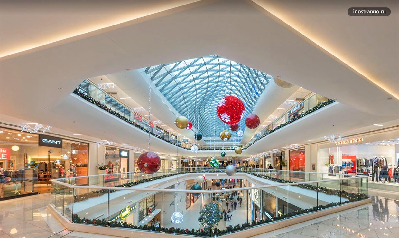 Акасья Аджибадем торговый центр для шопинга в Стамбуле