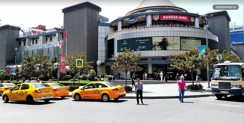 Капасити торговый центр в Стамбуле