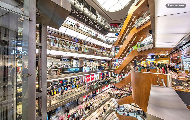 City's Nişantaşı торговый центр в Стамбуле