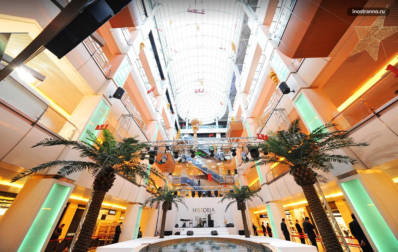 Хистори торговый центр в Стамбуле