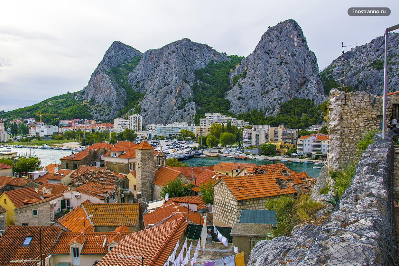 Самый красивый хорватский город