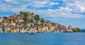 Шибеник – древнейший хорватский город на Адриатике