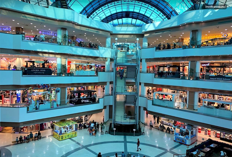 Оливиум хороший торговый центр в Стамбуле